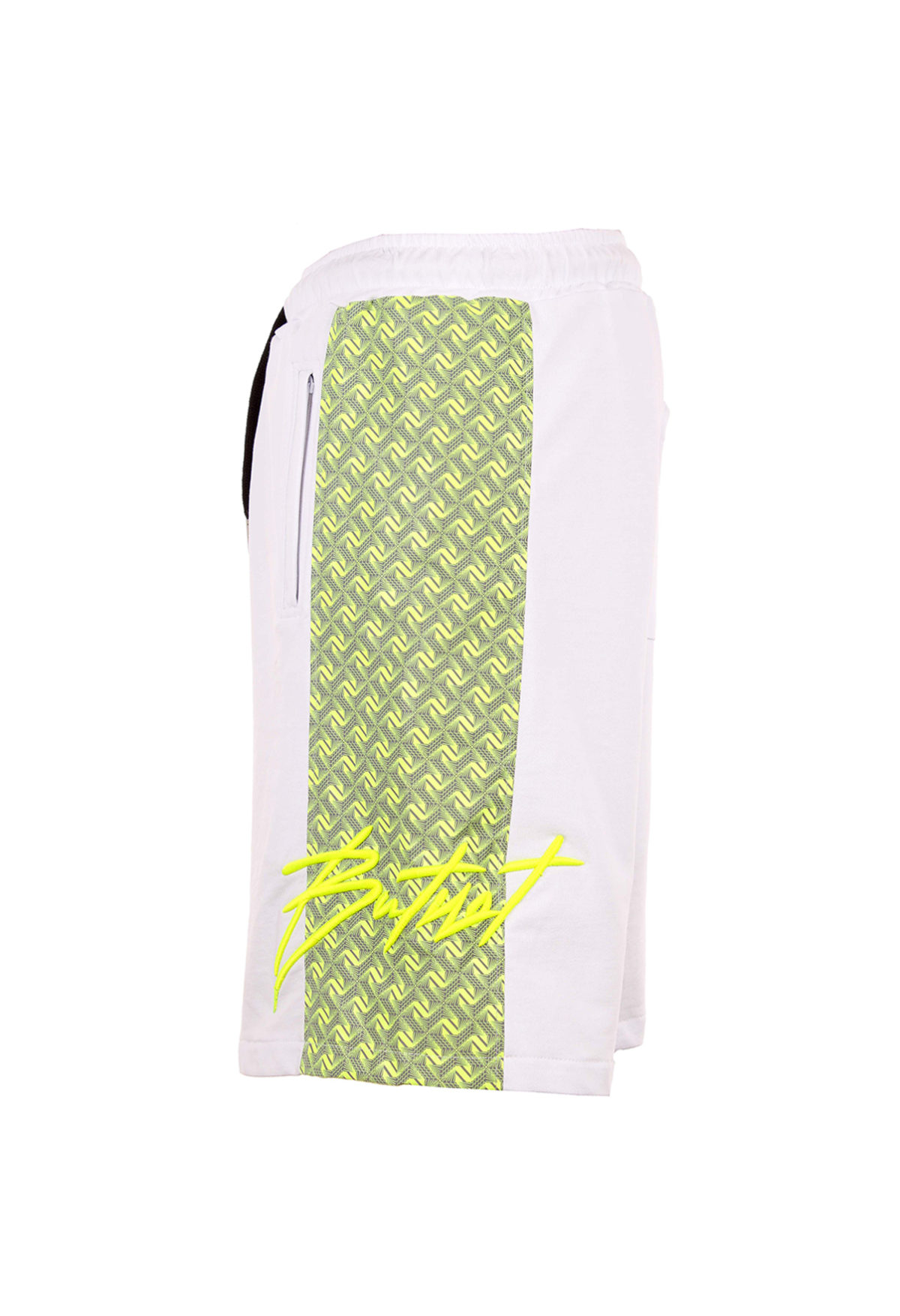 SHORTS BUTNOT PATCH FIRMA FLUO