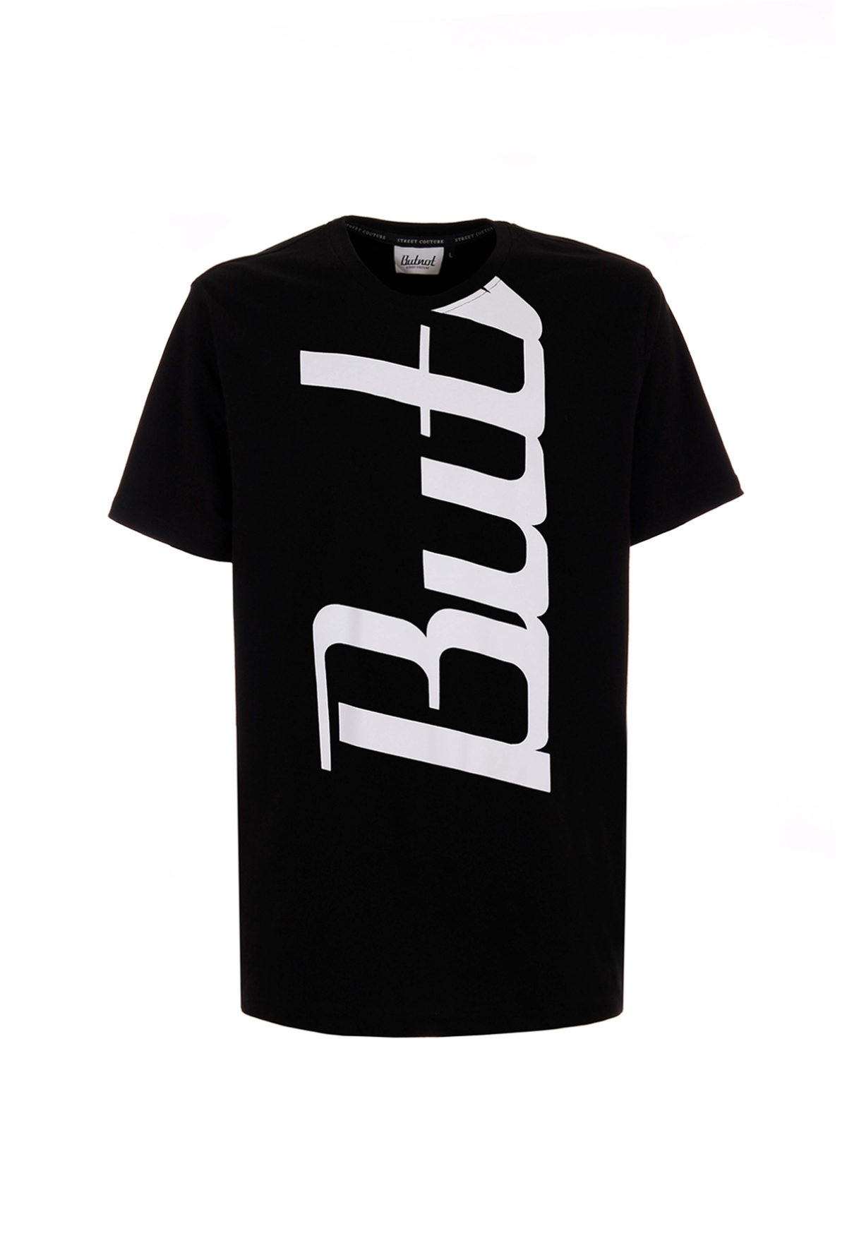T-SHIRT BUTNOT STAMPA FRONTE RETRO